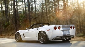 Chevrolet Corvette photo by Chevrolet